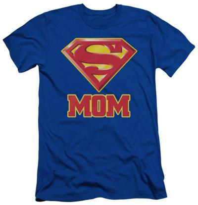 Superman - Super Mom (slim fit)