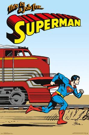 SUPERMAN - VINTAGE