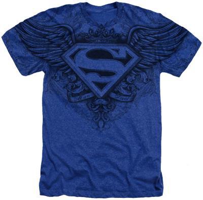 Superman - Winged Logo