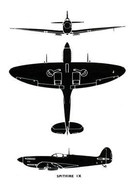 Supermarine Spitfire Mk Ix, 1941