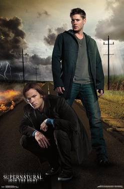 SUPERNATURAL - DEAN AND SAM