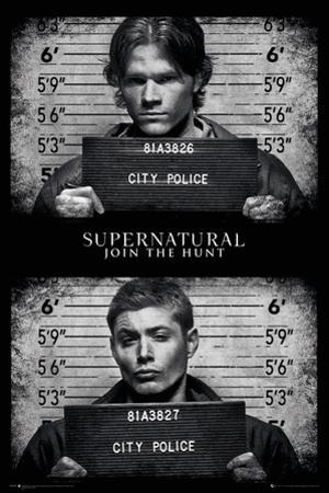 Supernatural- Mug Shots