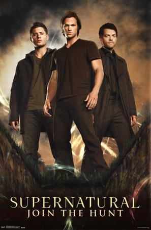 Supernatural - Trio (Sam, Dean, Castiel)
