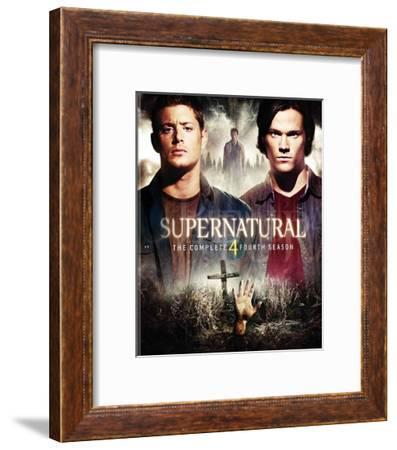 Supernatural--Framed Masterprint