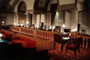 Supreme Court without Occupants