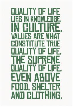 Supreme Quality Of Life