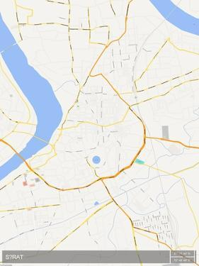 Surat, India Map