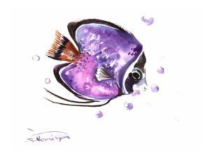 Angelfish 4 by Suren Nersisyan