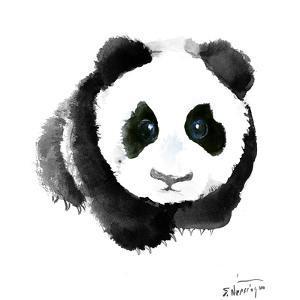 Baby Panda by Suren Nersisyan