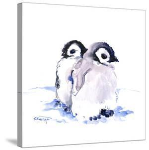 Baby Penguins 3 by Suren Nersisyan