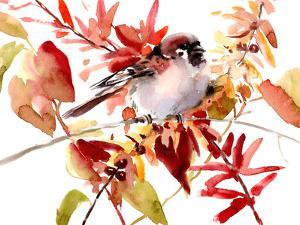 Bird And The Fall Sparrow by Suren Nersisyan