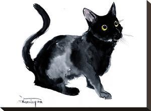 Black Cat by Suren Nersisyan