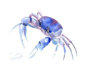 Blue Crab 2 by Suren Nersisyan