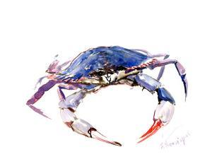 Blue Crab by Suren Nersisyan