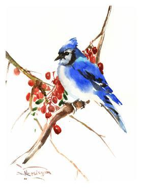 Blue Jay 13 by Suren Nersisyan