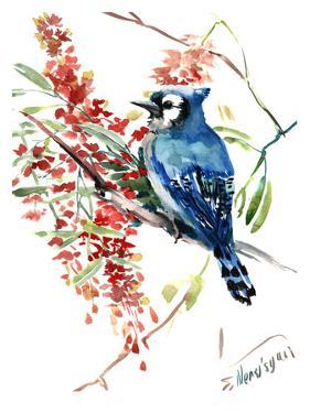Blue Jay 9 by Suren Nersisyan