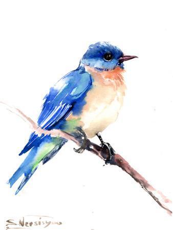 Bluebird 2 by Suren Nersisyan