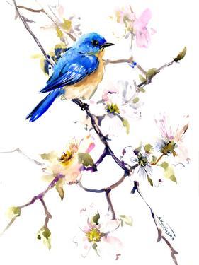 Bluebird 3 by Suren Nersisyan