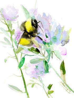 Bumblebee Flowers by Suren Nersisyan