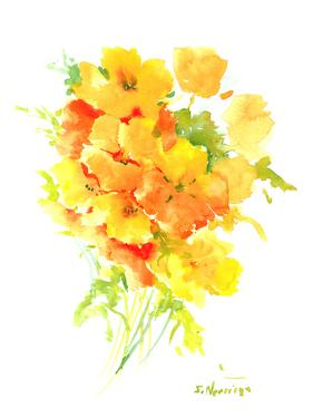 California Poppies by Suren Nersisyan