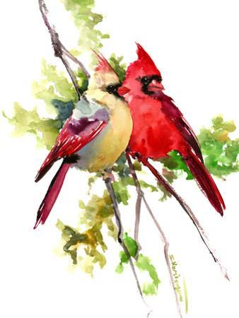 Cardinal 2 by Suren Nersisyan