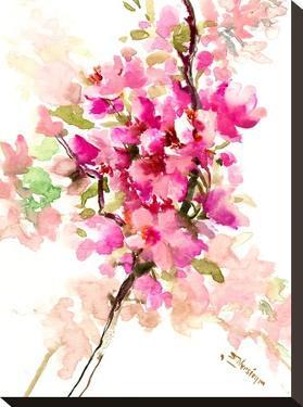 Cherry Blossom, Sakura 1 by Suren Nersisyan
