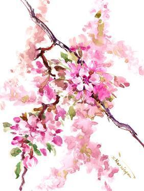 Cherry Blossom by Suren Nersisyan