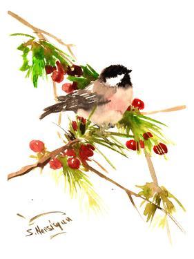 Chickadee 1 by Suren Nersisyan