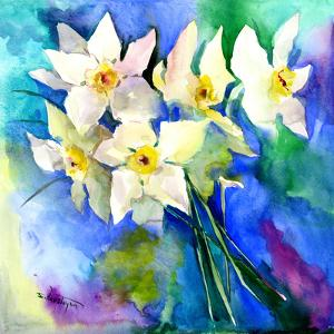 Daffodils by Suren Nersisyan