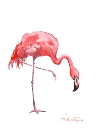 Flamingo by Suren Nersisyan