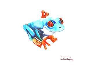 Frog by Suren Nersisyan