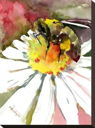 Honey Bee 1 by Suren Nersisyan