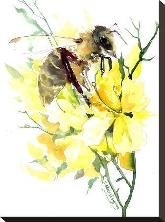 Honey Bee 4 by Suren Nersisyan