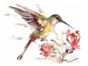 Hummingbird 13 by Suren Nersisyan