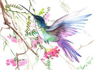 Hummingbird 15 by Suren Nersisyan