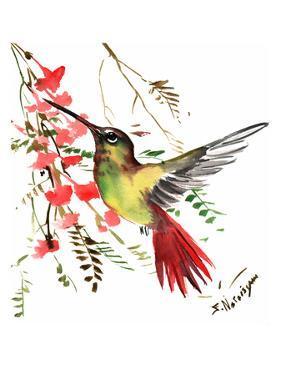 Hummingbird 17 by Suren Nersisyan