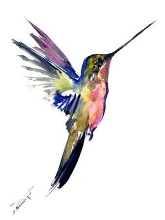 Hummingbird 4 by Suren Nersisyan