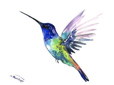 Hummingbird 8 by Suren Nersisyan