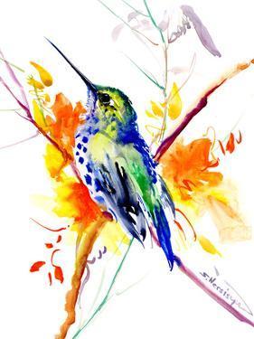 Hummingbird Suren 2 by Suren Nersisyan