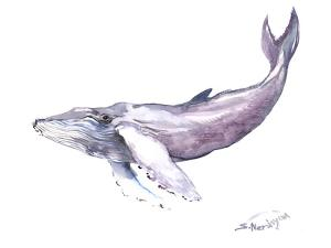 Humpback Whale 2 by Suren Nersisyan