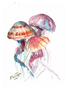 Jellyfish by Suren Nersisyan