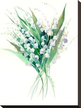 Lilies Of The Valley Suren 1 by Suren Nersisyan