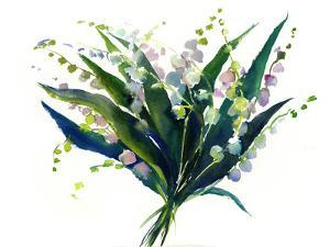 Lily Of The Valley Flowers 2 by Suren Nersisyan