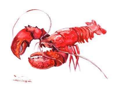 Lobster by Suren Nersisyan