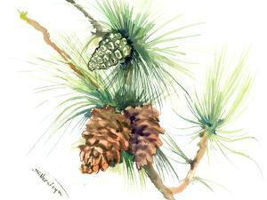 Longleaf Pine Tree 2 by Suren Nersisyan