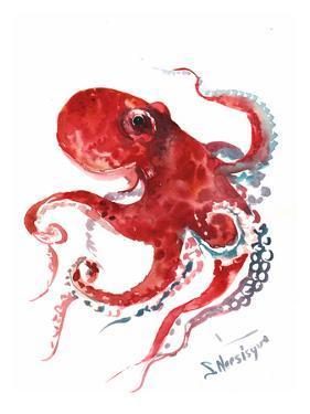 Octopus 3 by Suren Nersisyan