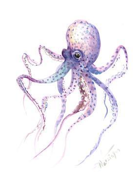 Octopus 5 by Suren Nersisyan
