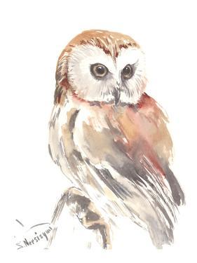 Owl 9 by Suren Nersisyan