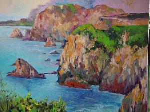 Pacific Coast by Suren Nersisyan