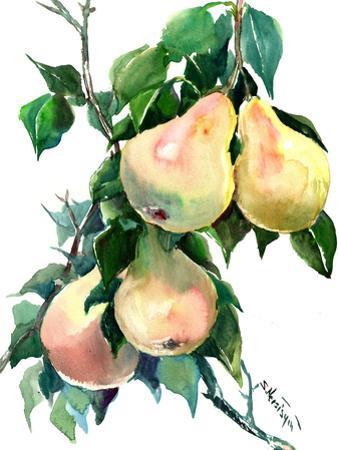 Pears by Suren Nersisyan